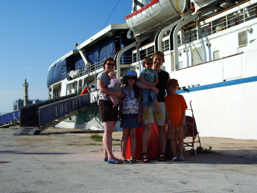 Van-Vliet Family, Freeport
