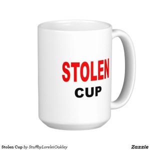Stolen Cup