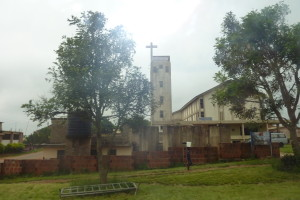 Ghanaian church building