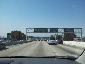 Freeway California