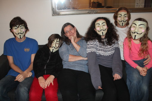 The Anonymous Van-Vliet Family