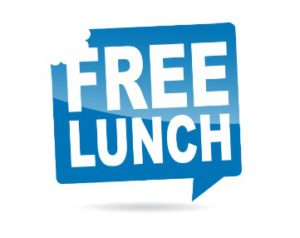 A thing called a free lunch