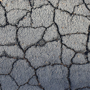 Cracked Asphalt