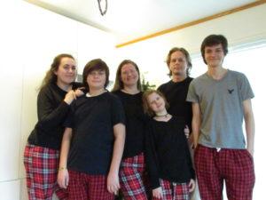Merry Christmas 2017 van Vliet-family