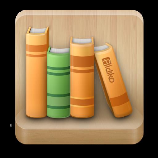 Aldiko - an ebook reader that understands .acsm files